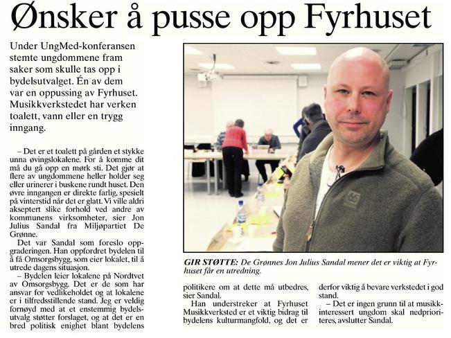 Faksimilie fra Akers Avis Groruddalen 1. april 2015.
