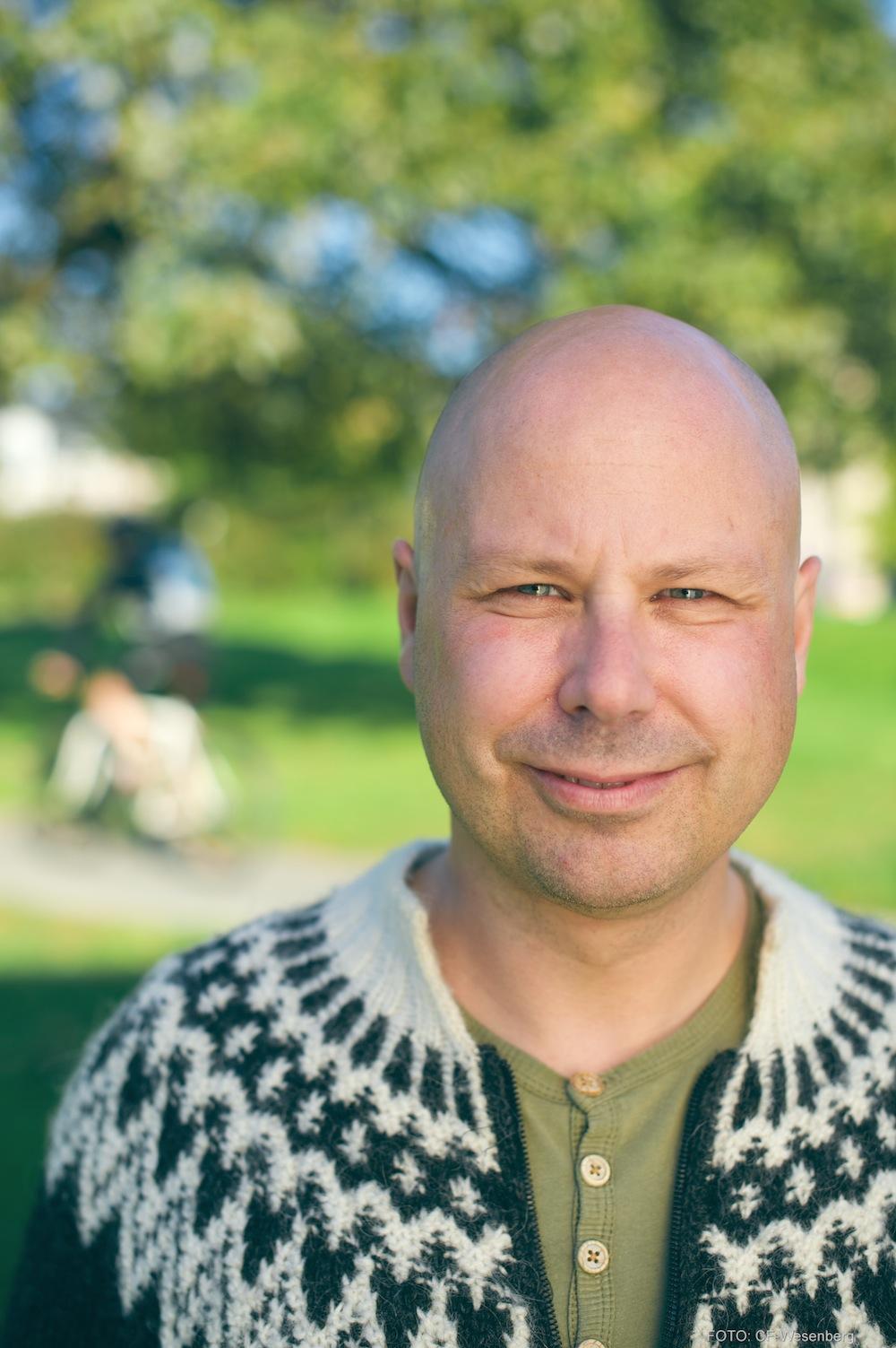 Jon Julius Sandal (Foto: CF-WESENBERG)